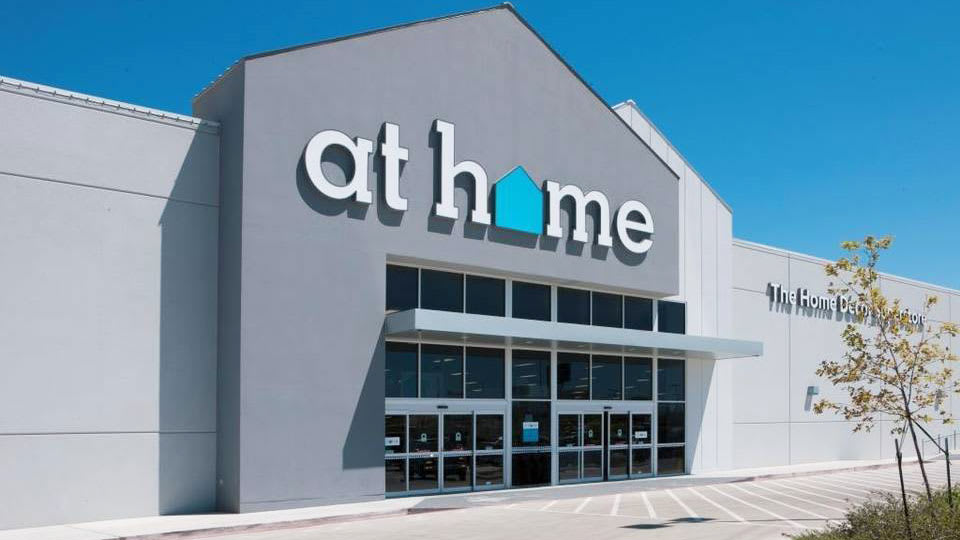 At Home CEO says retailer could grow to more than 600 stores as sales soar during pandemic