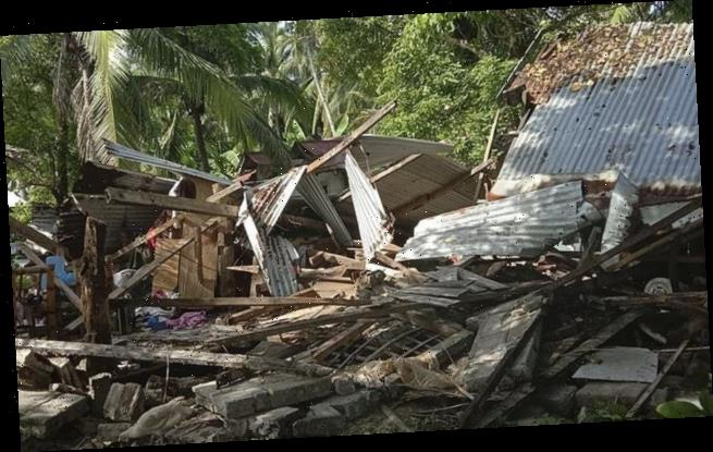 One dead as magnitude 6.6 earthquake hits the Philippines