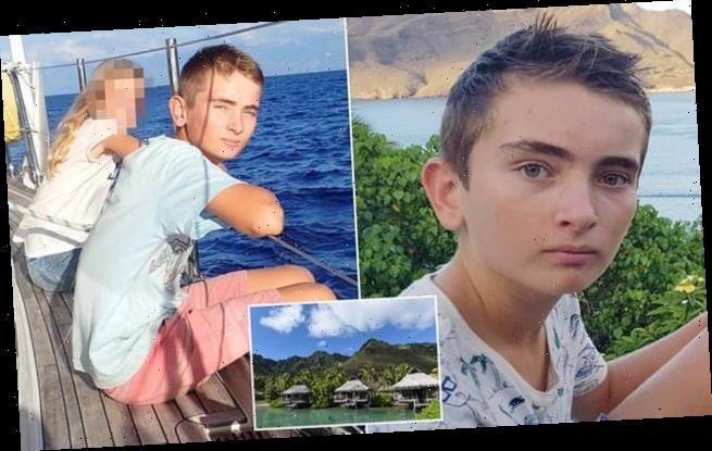 Musician, 14, dies after being hit by speedboat while snorkelling