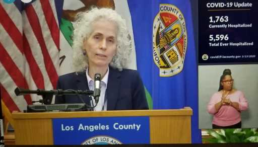 Los Angeles Coronavirus Update: Public Health Issues Guidelines For Public Protesters