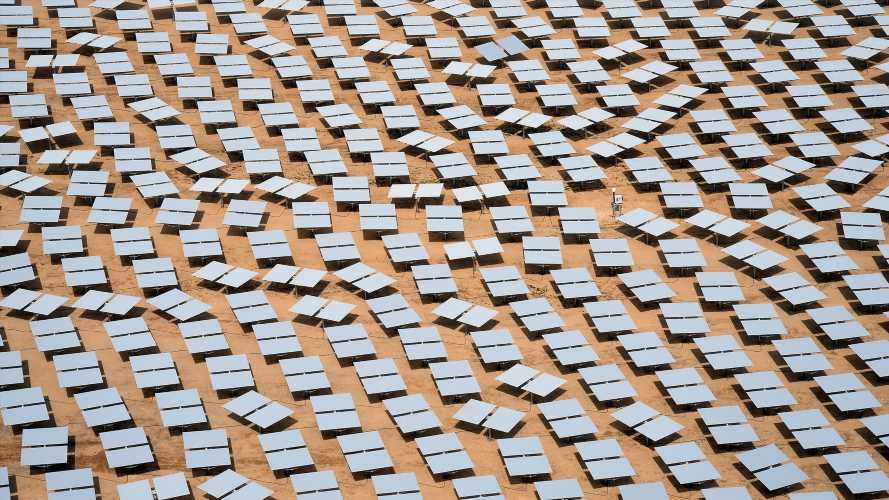 Corporate Investments In Clean Energy Fell 30% So Far This Year