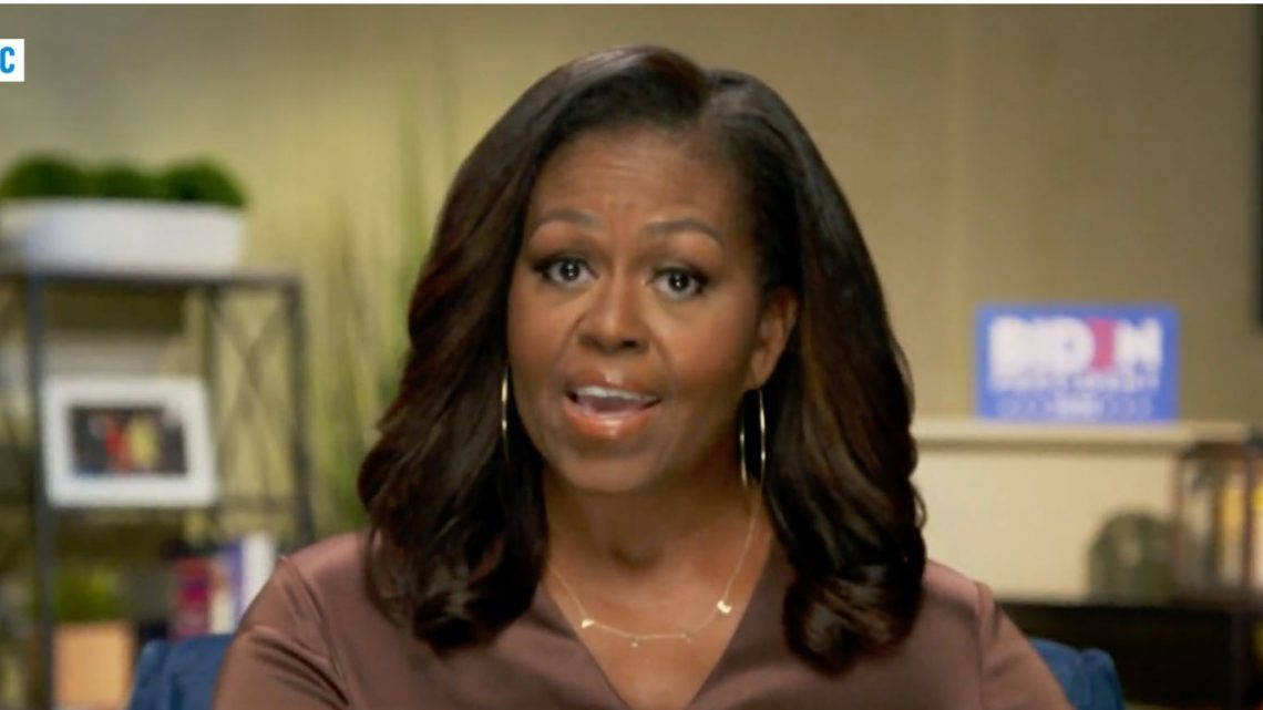 Michelle Obama: Donald Trump 'In Over His Head,' Is 'Wrong President For This Country'