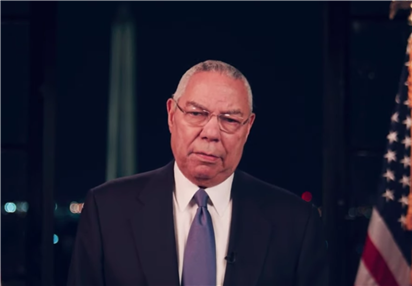 DNC Gives Colin Powell More Air Time than AOC, Millions of Other People Who Didn't Help Start the Iraq War