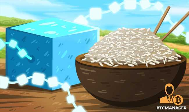 Cambodian Rice Exporter Taps Blockchain for Better Supply Chain Management