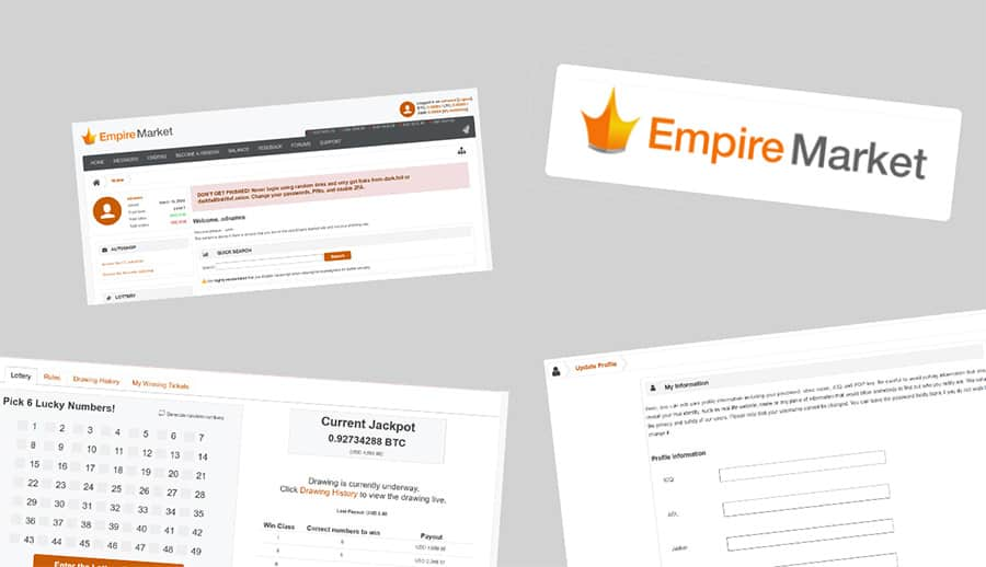 Empire Market Exit Scam: DNM Patrons Scramble To Find Other Reliable Sources On The Deep Web
