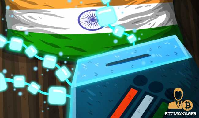 India Looking to Tap Blockchain Technology for Remote Voting