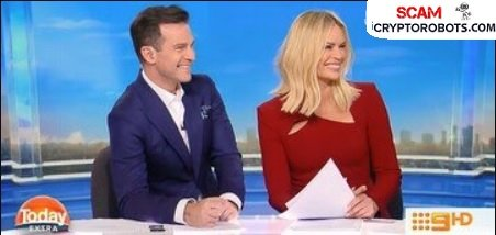 Scammers Are Using David Campbell And Sonia Kruger To Promote A Bitcoin Scam