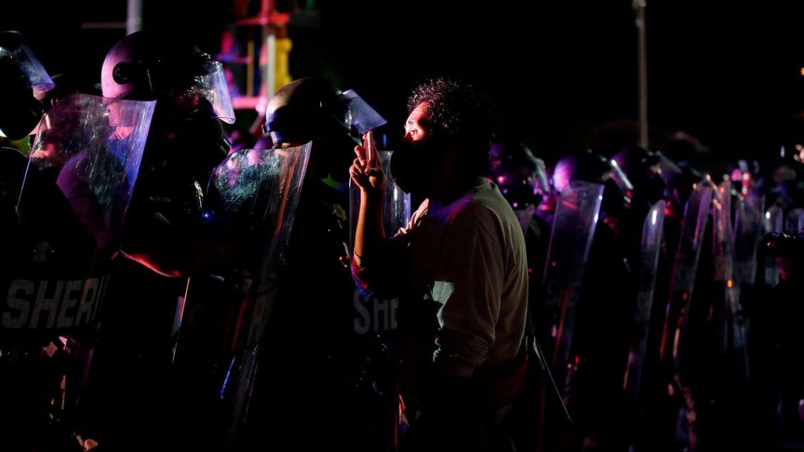 Two Shot Dead During Violent Clashes in Kenosha: Protest Wrap