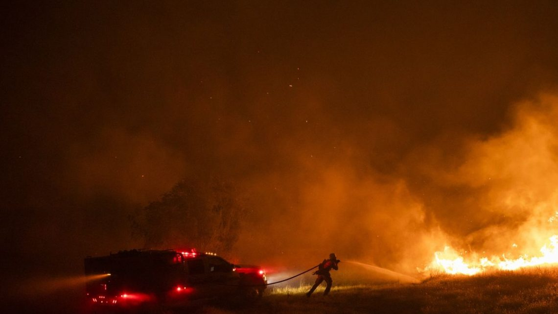 California Blazes Are Burning Hot Enough to Spur Fire Tornadoes