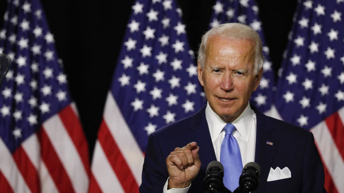 Biden's 2009 Lessons For Now: Spend Big, No Coddling Wall Street