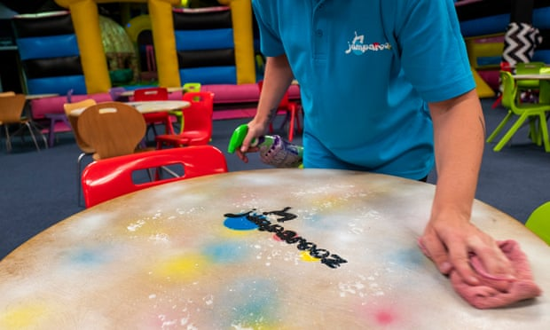 New rules 'put future of soft play centres in England at risk'