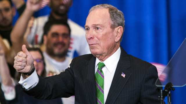 Mike Bloomberg pledges $60M to help House Democrats win in November