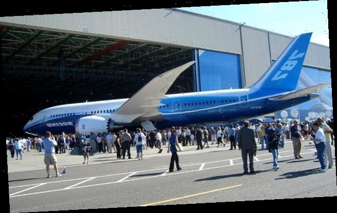 Hundreds of Boeing Dreamliners 'face inspection by the FAA'