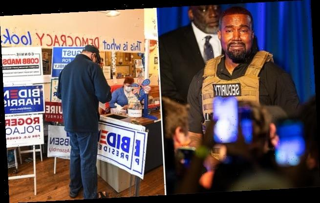 Kanye West is blocked from the Wisconsin ballot for missing deadline