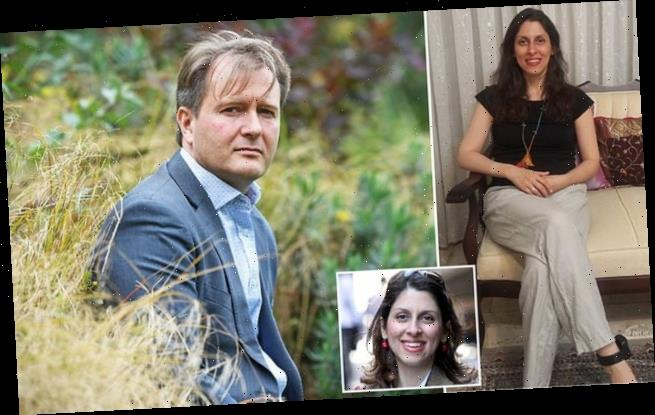 Nazanin Zaghari-Ratcliffe tells her husband 'I can't take it any more'