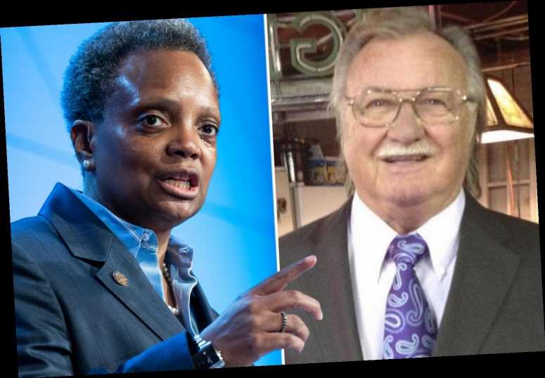 """Candidate 'says Chicago Mayor Lori Lightfoot """"looks like a dumb monkey"""" and says it's not racist'"""