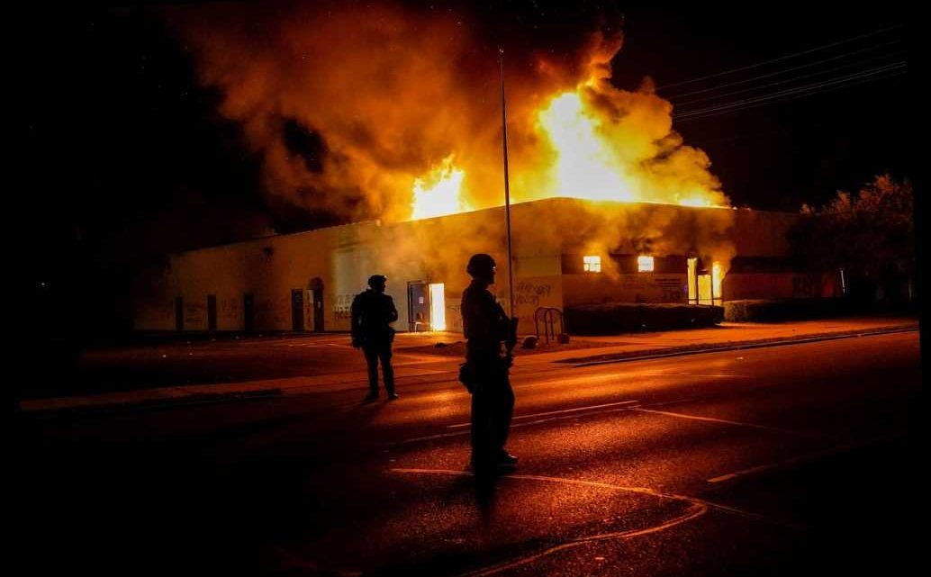 Damage from Kenosha protests tops $11 million, fire chief says