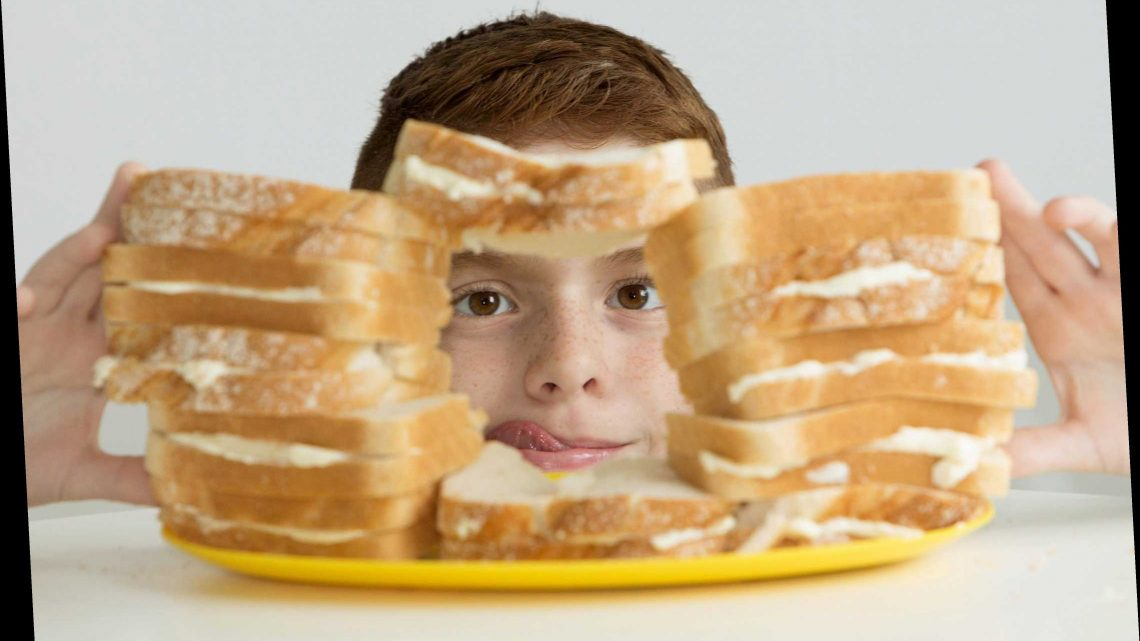 Boy, 10, with bizarre life-threatening food phobia only ate Dairylea sandwiches for SEVEN YEARS