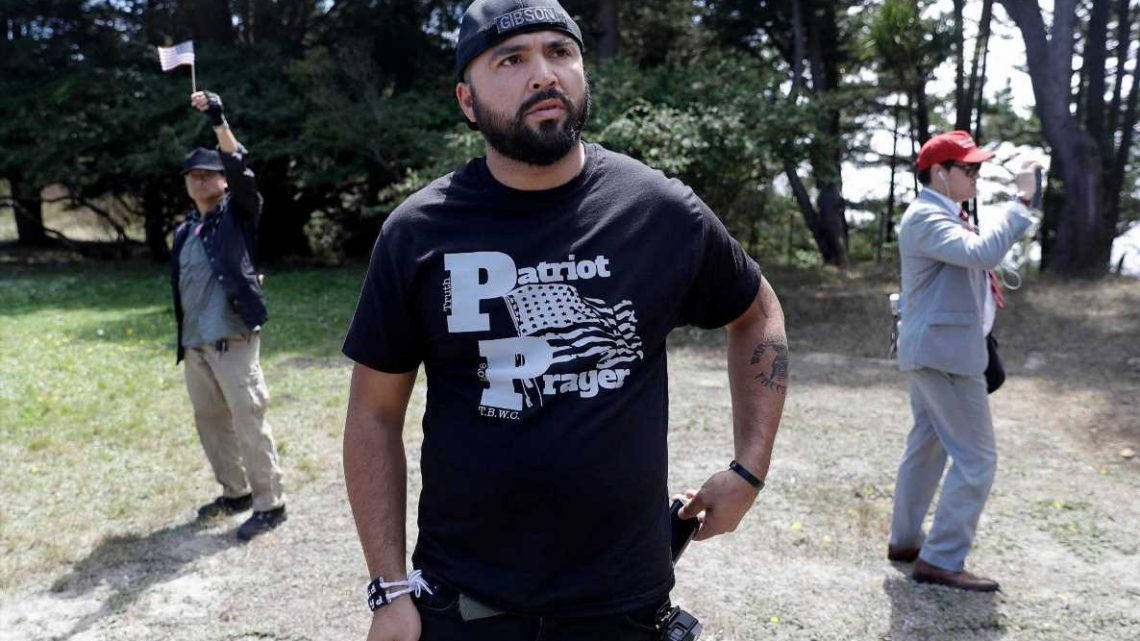 What To Know About Patriot Prayer, A Far-Right Group Backed By Portland Shooting Victim