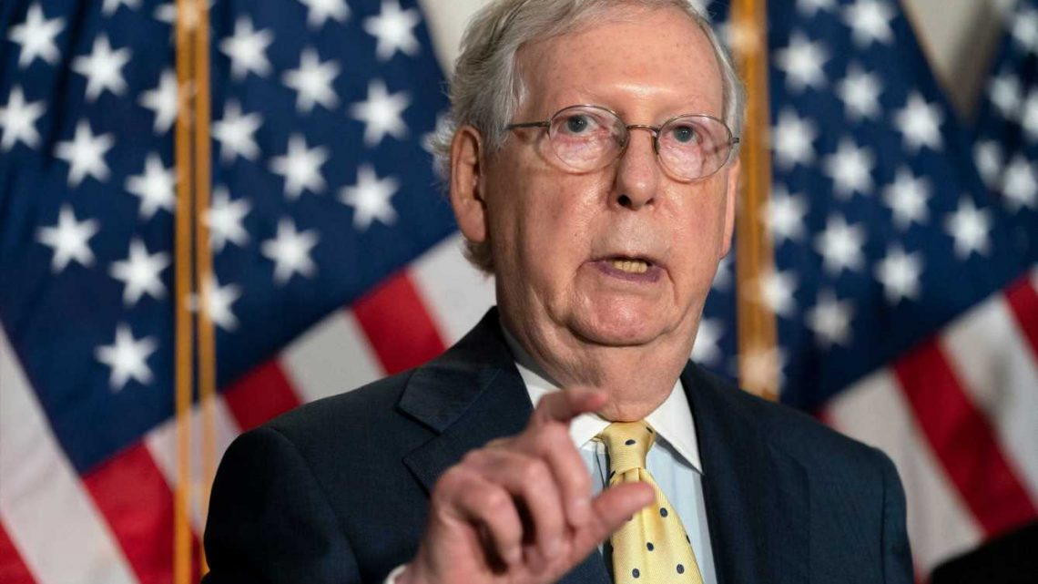 Mitch McConnell Promises Trump's Ruth Bader Ginsburg Replacement Will Get A Vote