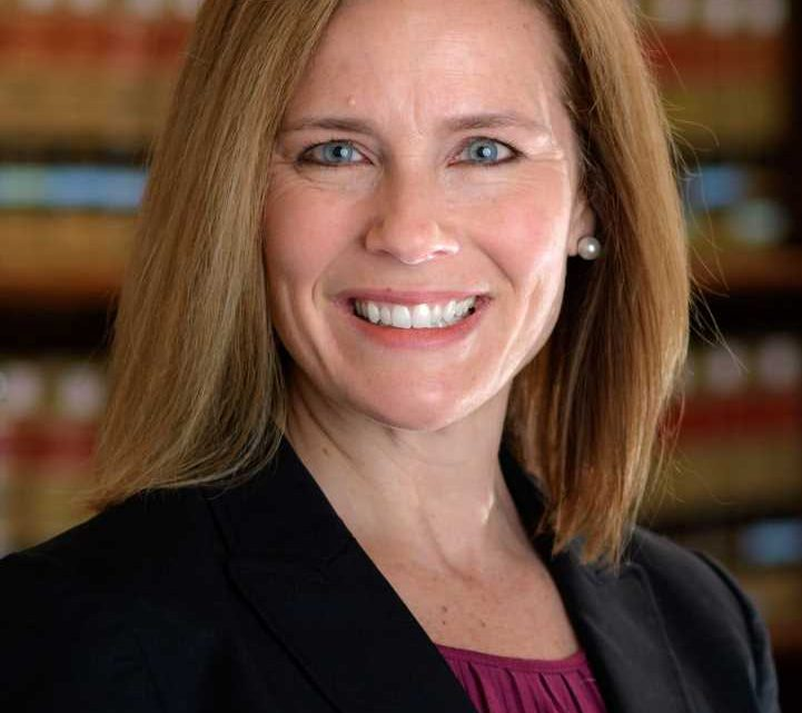 Donald Trump Nominates Amy Coney Barrett to Supreme Court 8 Days After Ruth Bader Ginsburg's Death