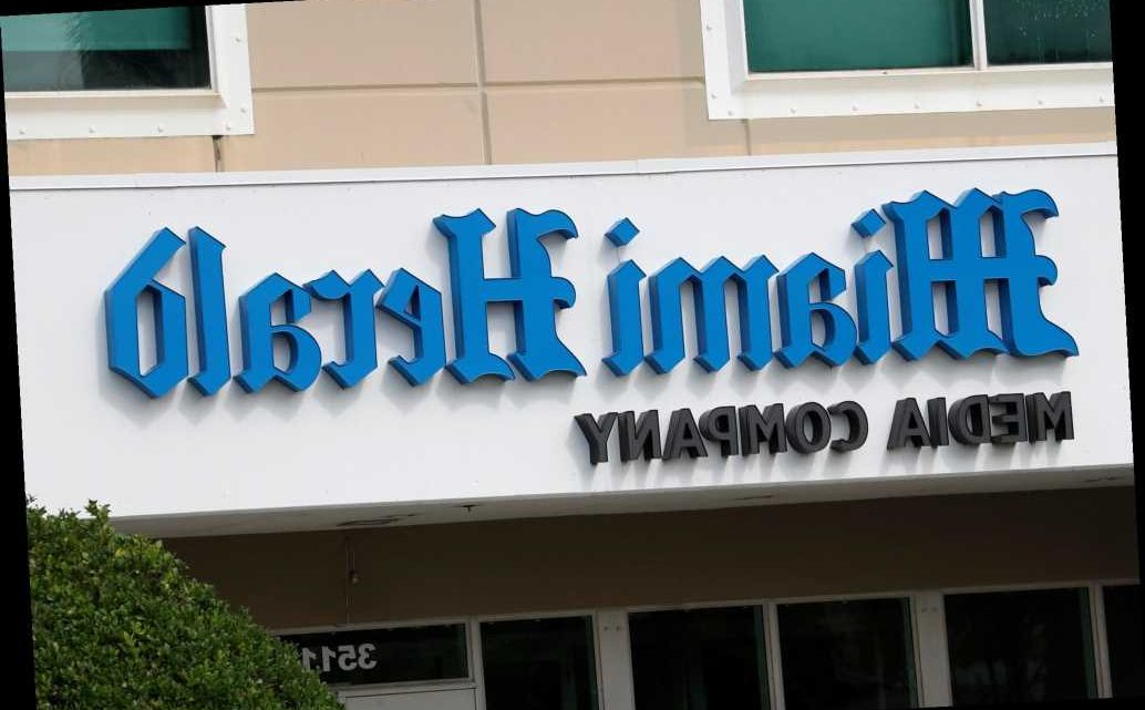 Miami Herald slammed for running 'racist and anti-Semitic' insert in paper