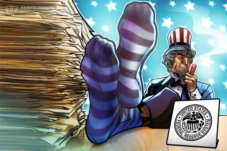 US Federal Reserve now owns over 20,000 different financial assets