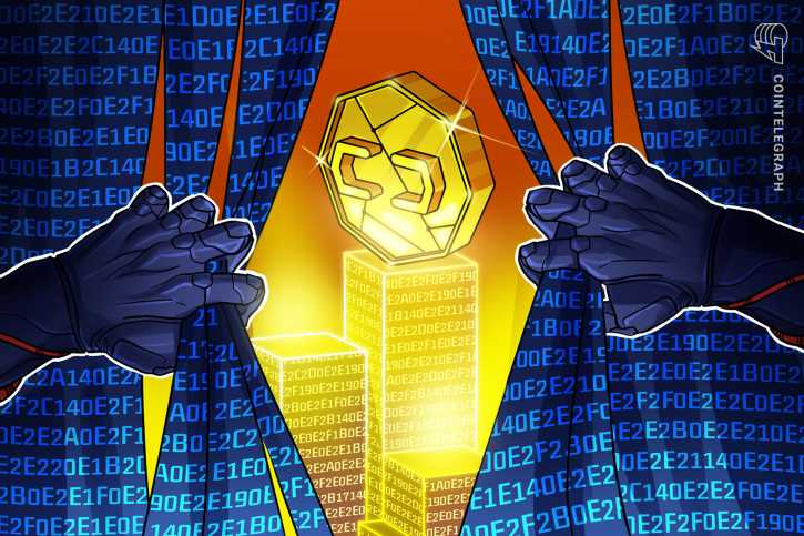 Eastern Europe's sixth-largest crypto service is a darknet market