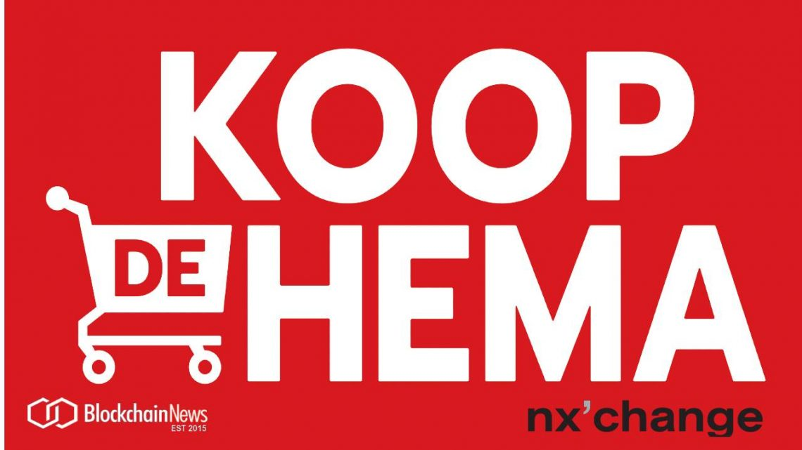 Dutch Foundation Plans to Save 92 Year Old Retail Institution HEMA With Share Depositary Receipts (Security Tokens) Sale on Amsterdam's Nxchange – Blockchain News, Opinion, TV and Jobs