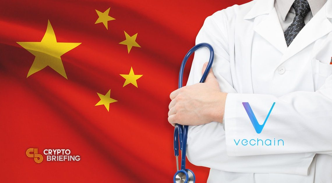 VeChain's Utility Expands Through China, Indicators Flash Buy