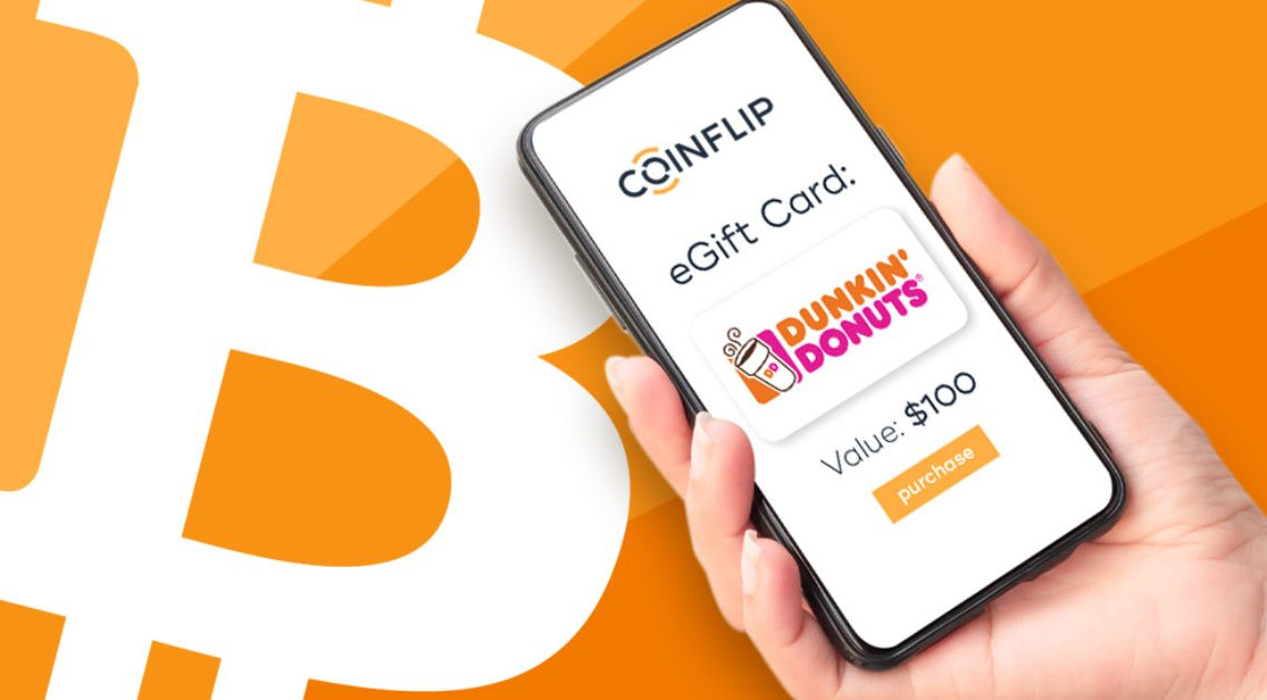 Coinflip Launches Gift Card Marketplace – Bitcoin Magazine