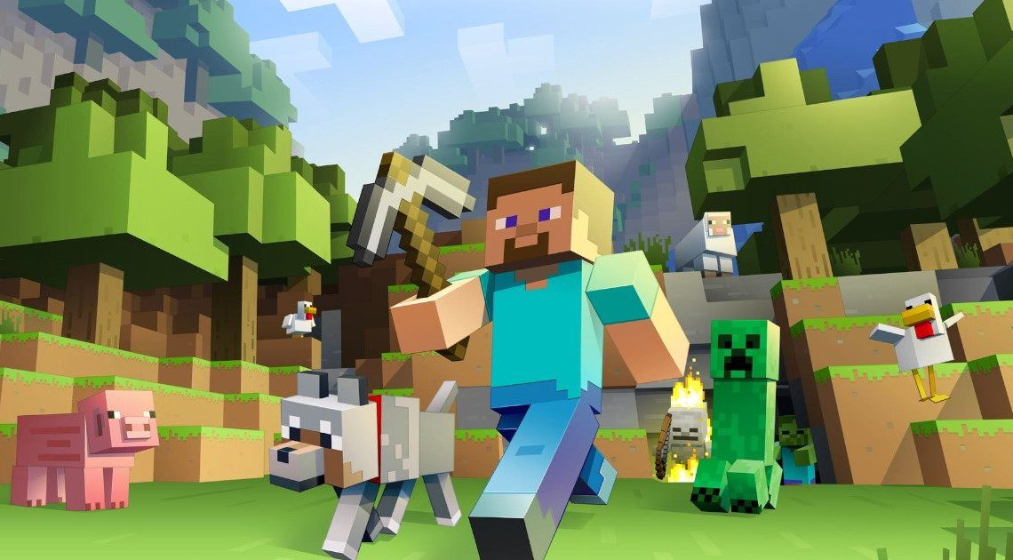 Minecraft Will Get In-Game Cryptocurrency Items with Enjin