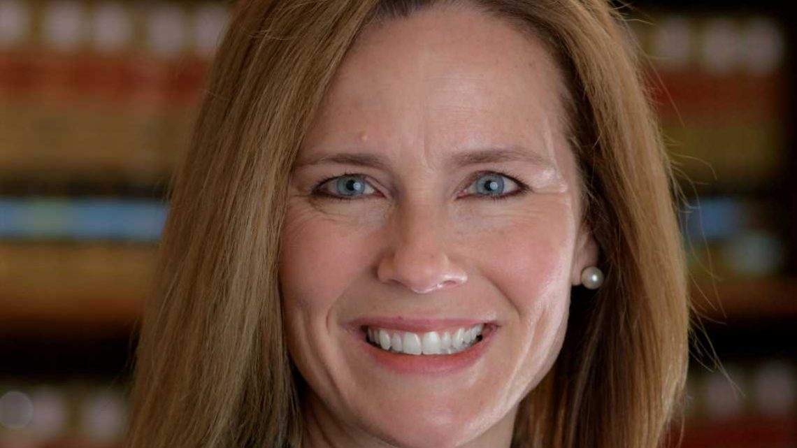 Amy Coney Barrett emerges as a front-runner to fill Ginsburg Supreme Court seat