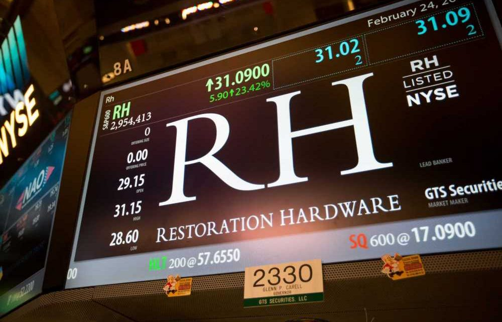 RH CEO expects elevated demand for home decor to carry through 2021