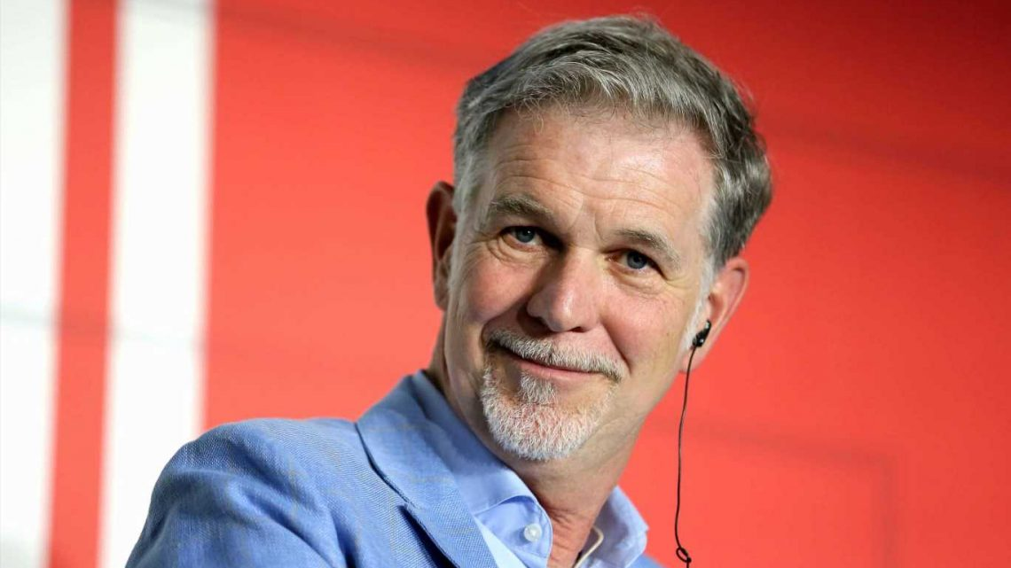 The business lesson Reed Hastings learned from his marriage counselor that helped shape Netflix