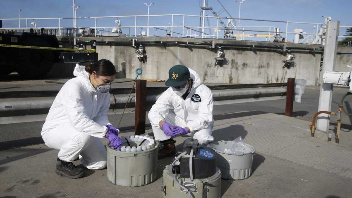 HHS wants to test 30% of U.S. wastewater for the coronavirus as an 'early warning system'
