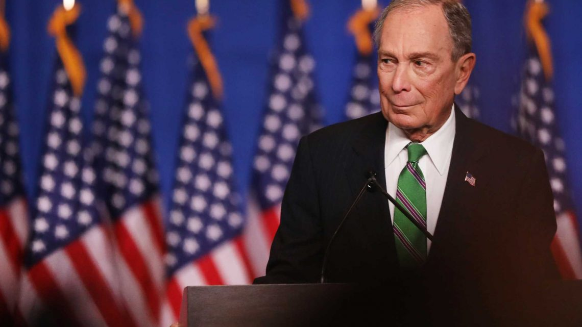 Mike Bloomberg will spend at least $100 million in Florida for Joe Biden