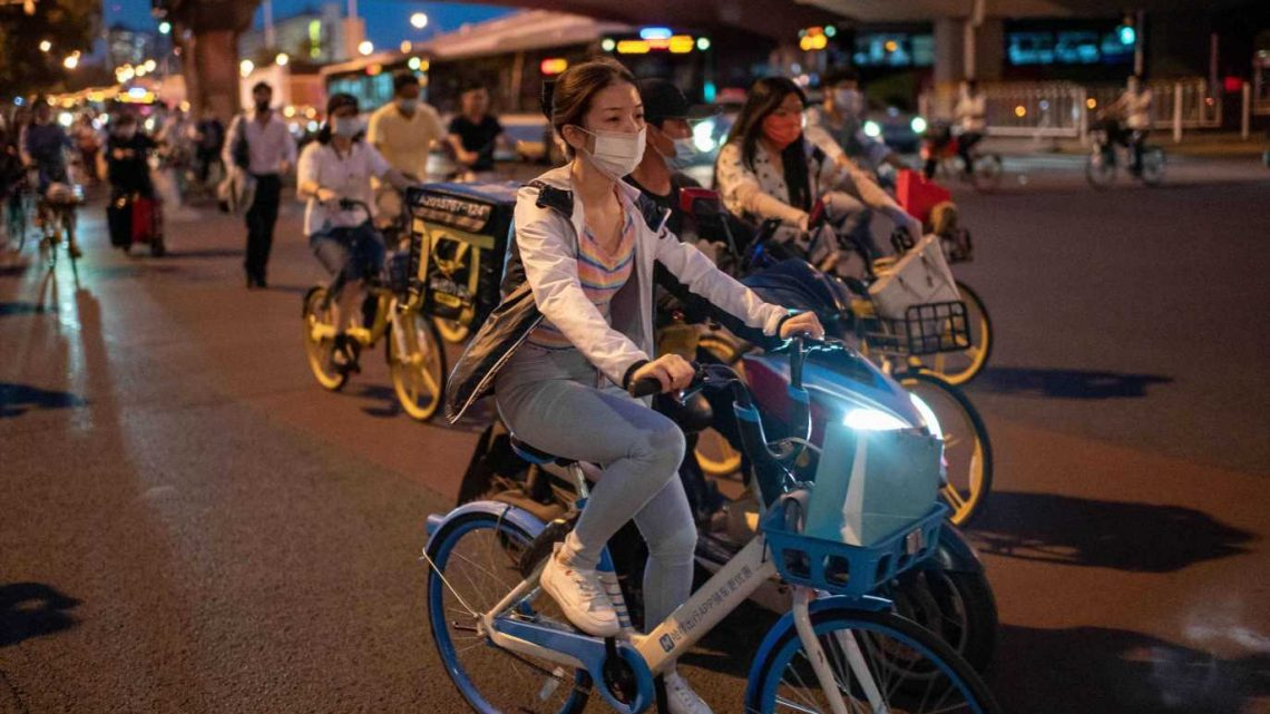Not all of China is recovering from the economic hit from coronavirus at the same rate, survey finds