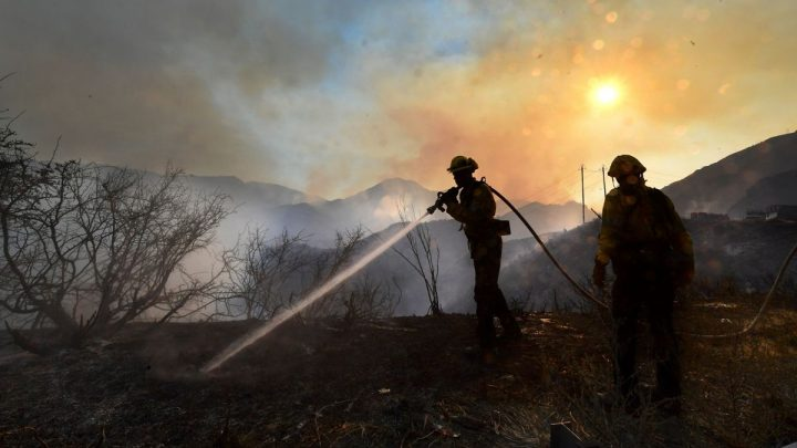 PG&E Will Cut Power in Parts of California to Prevent More Fires