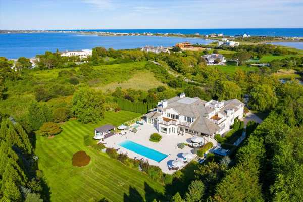 The Hamptons Hit Uncharted Waters: $75,000-a-Month Fall Rentals