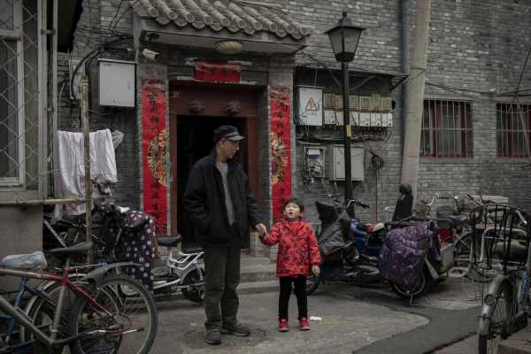 Beijing's Hutong Homes Offer Respite From Bustling City Streets
