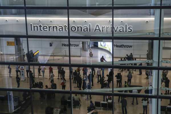 U.K. Says Airport Tests 'No Silver Bullet' for Covid Quarantine