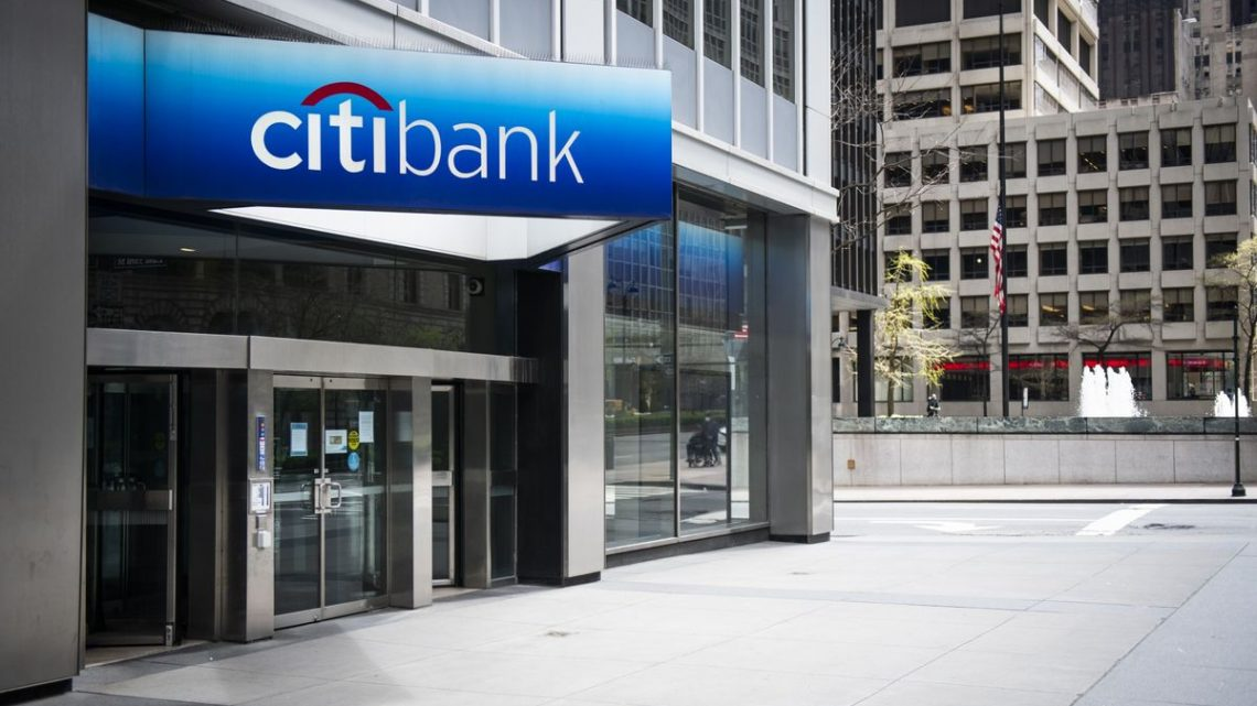 Citigroup to Resume Job Cuts After Pausing for Pandemic