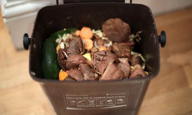 Tesco asks shoppers to weigh their food bins to help cut waste