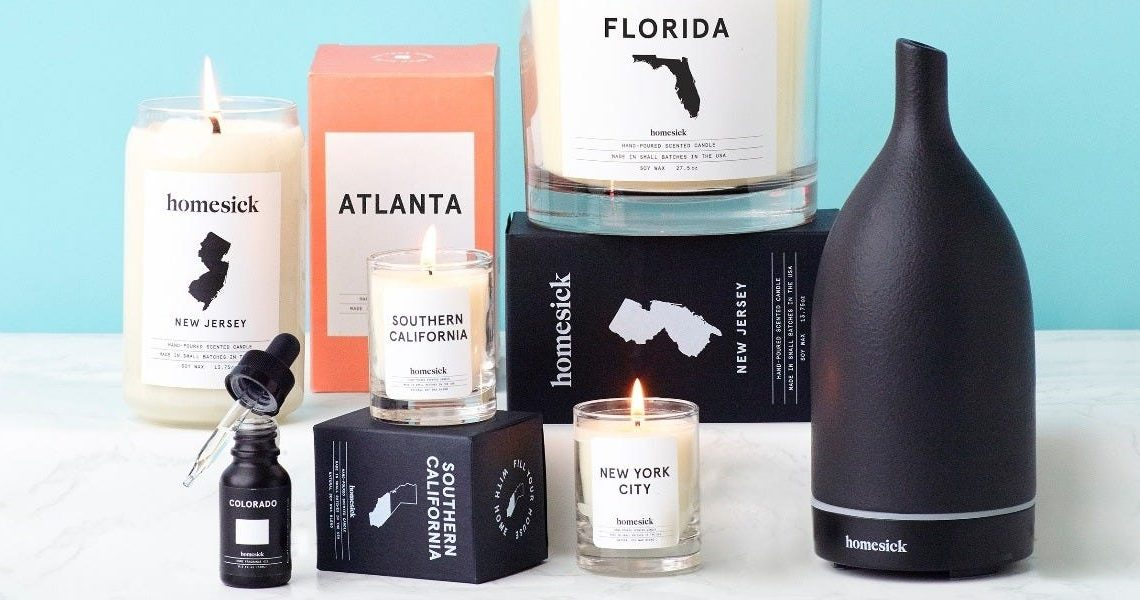 Homesick candles smell like home and make great gifts for any occasion — and they're 15% off right now