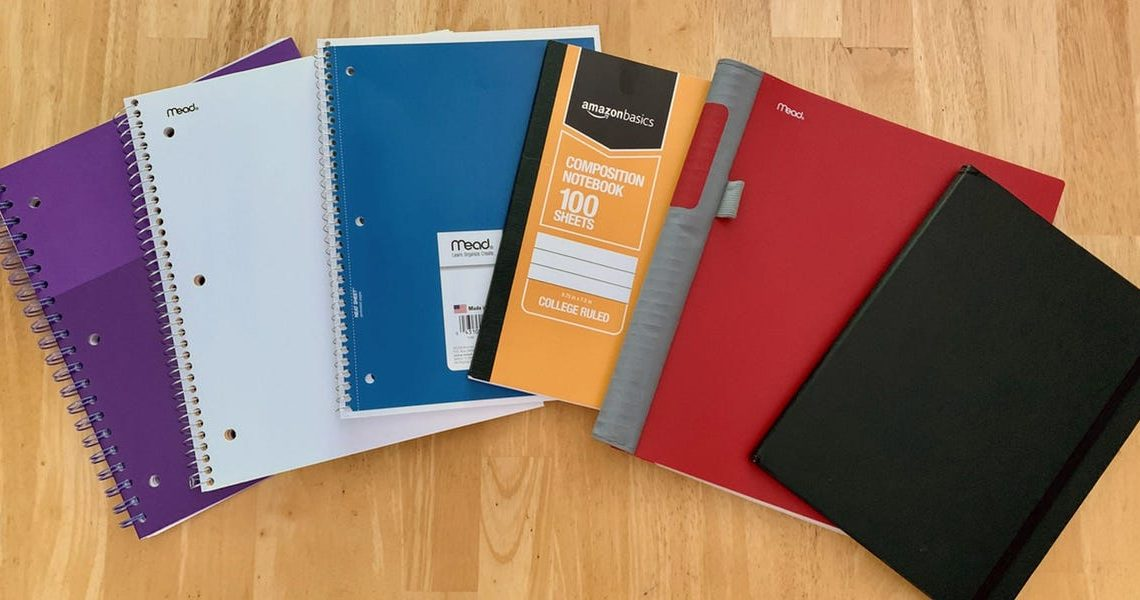 The best school notebooks
