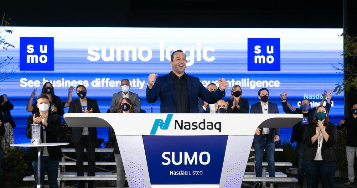 Sumo Logic is the latest in a string of enterprise tech firms to go public and its CEO shares the 'three dimensions' for growth that it's constantly balancing