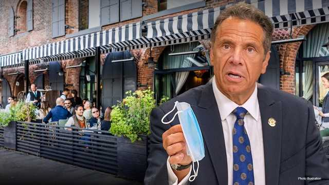 NYC restaurant owners respond to indoor dining restrictions