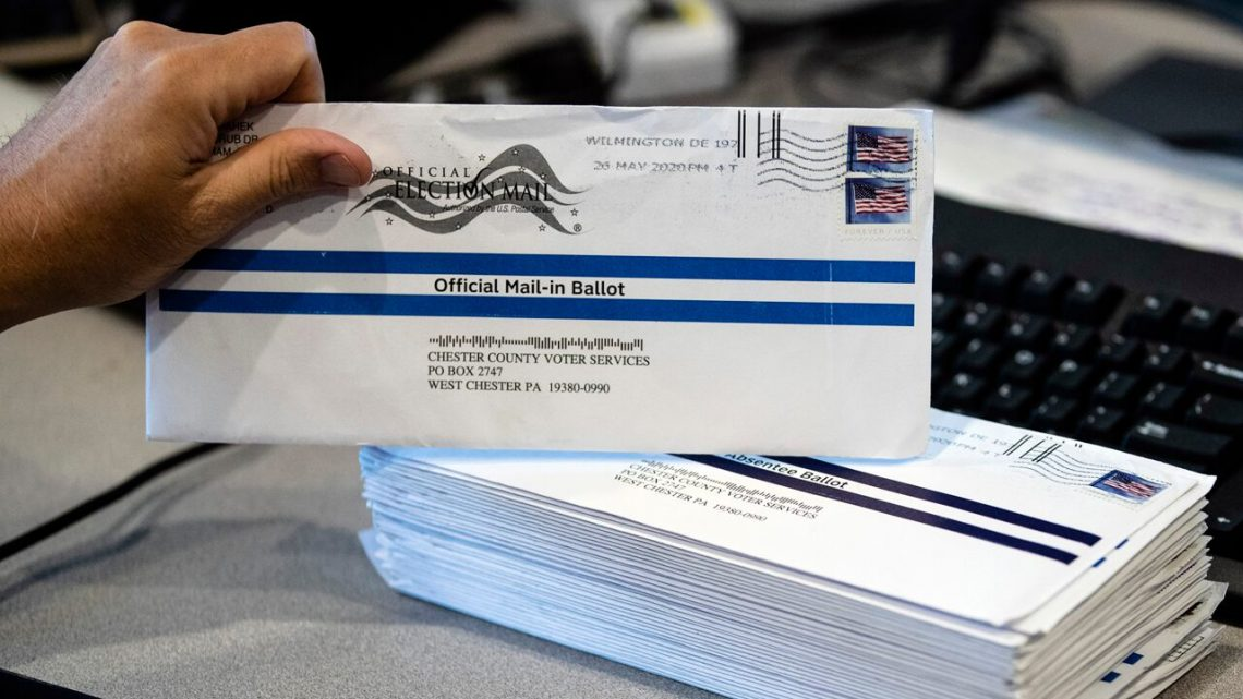 North Carolina board of elections members resign over 'changes' to mail-in ballot law just before election
