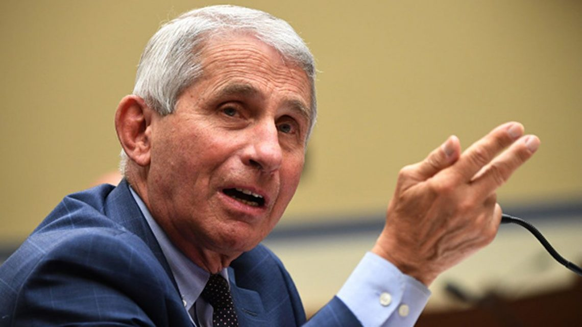Fauci warns 7 states to be cautious over Labor Day of coronavirus spikes
